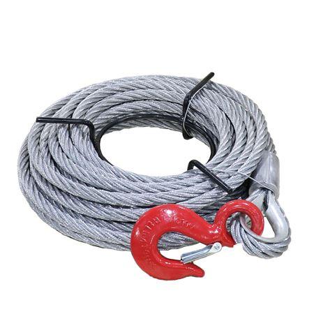 Obrázok pre kategóriu Oceľové laná