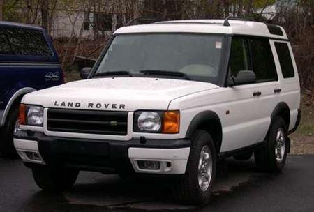 Obrázok pre kategóriu LAND ROVER DISCOVERY II