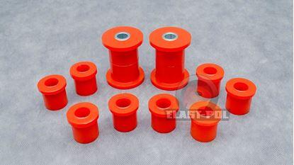 Obrázok pre výrobcu D-Max 2003-2012r listové perá