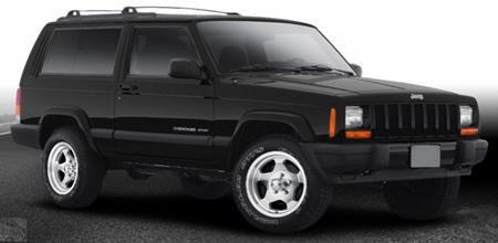 Obrázok pre kategóriu Jeep Cherokee XJ