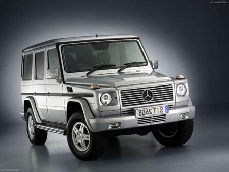 Obrázok pre kategóriu Mercedes G
