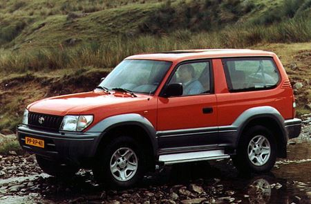 Obrázok pre kategóriu Land Cruiser 90,95