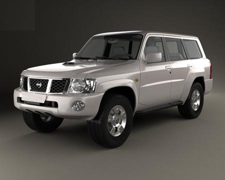 Obrázok pre kategóriu Nissan Patrol Y61