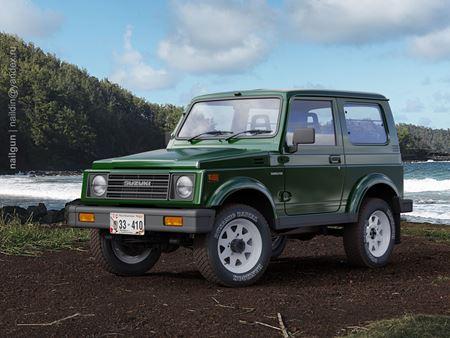 Obrázok pre kategóriu Suzuki Samurai