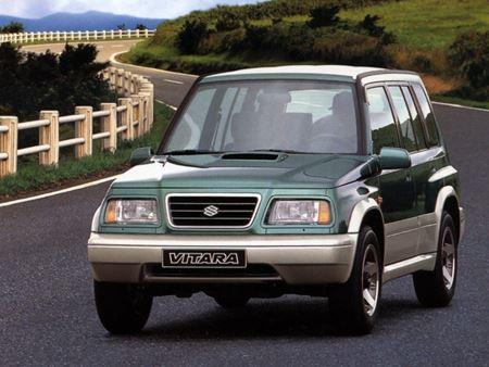 Obrázok pre kategóriu Suzuki Vitara