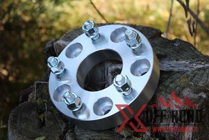 Obrázok pre výrobcu Dystanse 5x114,3 1/2x20 30mm