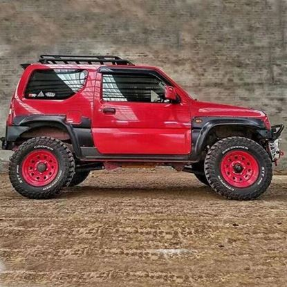 Obrázok pre výrobcu Rozširovacie lemy Suzuki Jimny