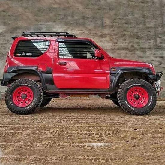 Obrázok Rozširovacie lemy Suzuki Jimny