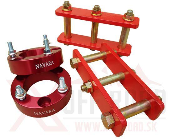 Obrázok Nissan Navara D23 lift 5cm